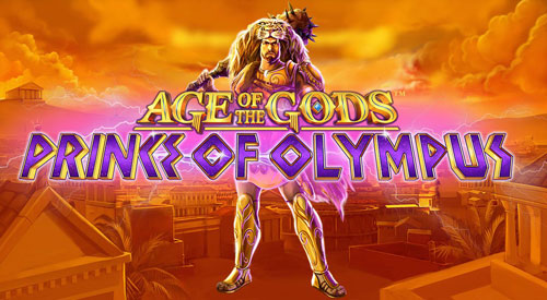slot machine age of the gods prince of olympus gratis
