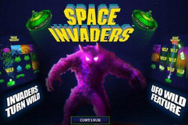 Slot Machine Gratis - Space Invaders