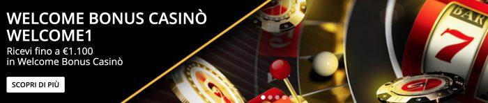 Bonus Casino Stanleybet