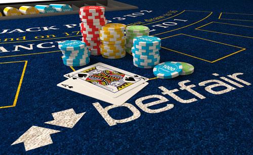 blackjack betfair recensione