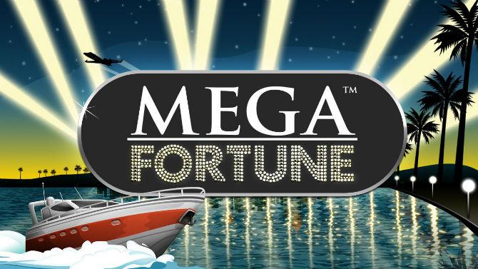 sbancato il jackpot della slot Mega Fortune