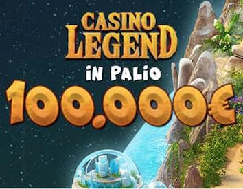 casino legend eurobet