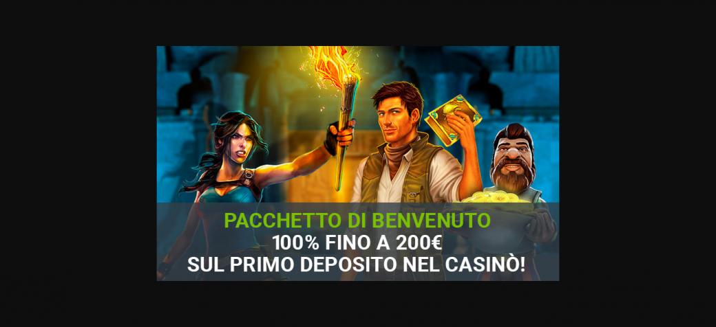 promozione codere casino