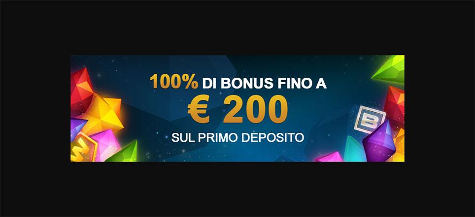 luckia casino bonus benvenuto