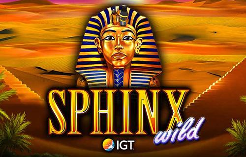 sphinx slot gratis